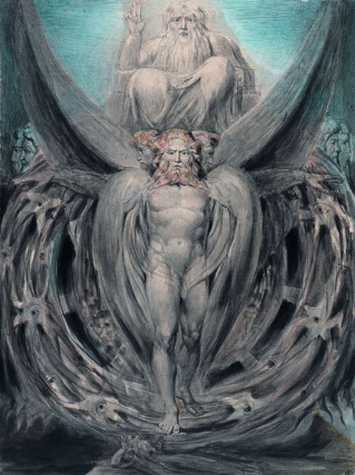 Cherubim by William Blake