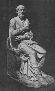 Hippolytus Statue