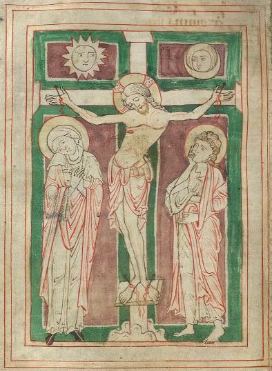 Crucifixion - Sun/Moon