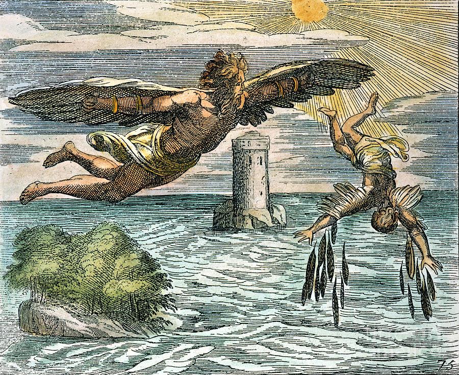 3 Daedalus And Icarus Granger