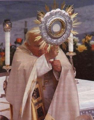 Pope Solar Disk
